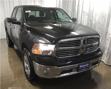 2018 Ram 1500 Quad Cab 4x4, Pickup #T1854 - photo 4