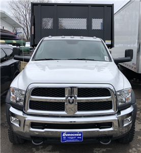 2018 Ram 5500 Regular Cab DRW 4x4, Iroquois Platform Body #T1856 - photo 17