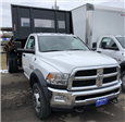 2018 Ram 5500 Regular Cab DRW 4x4, Iroquois Platform Body #T1856 - photo 5