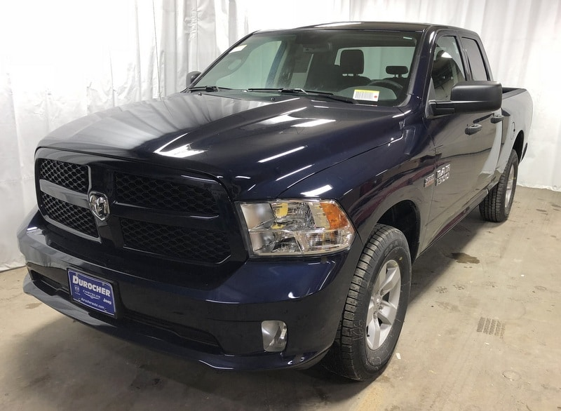 2018 Ram 1500 Quad Cab 4x4 Pickup #T1857 - photo 1