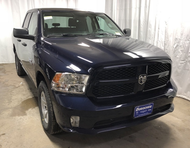 2018 Ram 1500 Quad Cab 4x4 Pickup #T1857 - photo 4