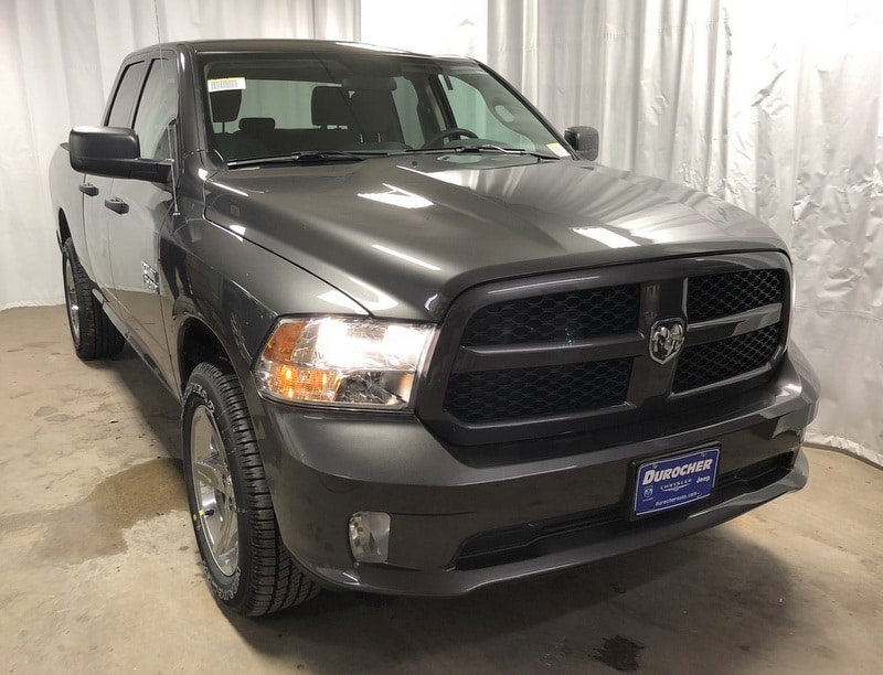 2018 Ram 1500 Quad Cab 4x4 Pickup #T1859 - photo 4