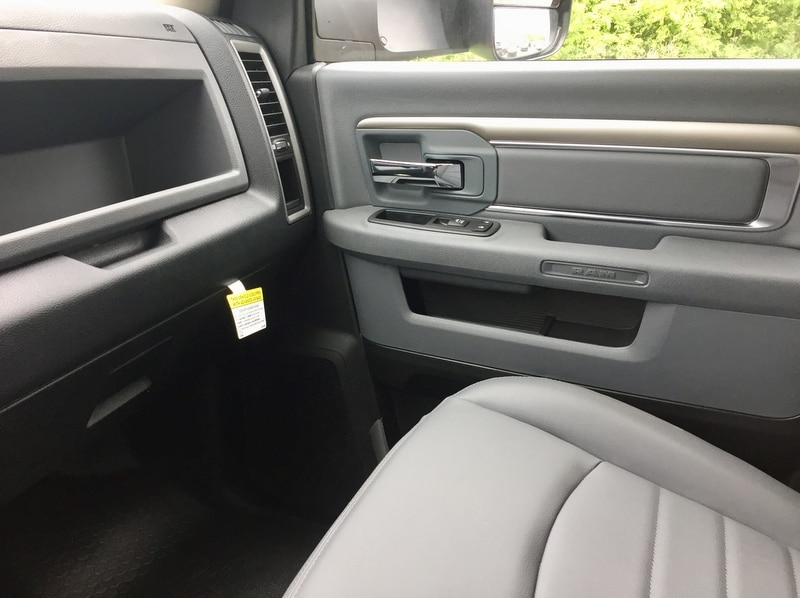 2018 Ram 3500 Regular Cab DRW 4x4,  Reading Redi-Rack Stake Bed #T1864 - photo 11
