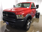 2018 Ram 5500 Regular Cab DRW 4x4, Cab Chassis #T1895 - photo 1