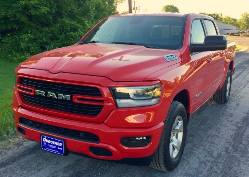 2019 Ram 1500 Crew Cab 4x4,  Pickup #T1901 - photo 1