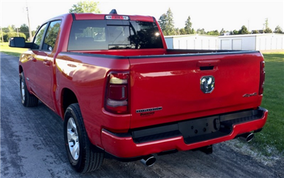 2019 Ram 1500 Crew Cab 4x4,  Pickup #T1901 - photo 2
