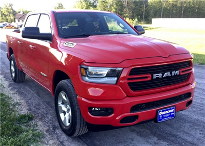2019 Ram 1500 Crew Cab 4x4,  Pickup #T1901 - photo 4