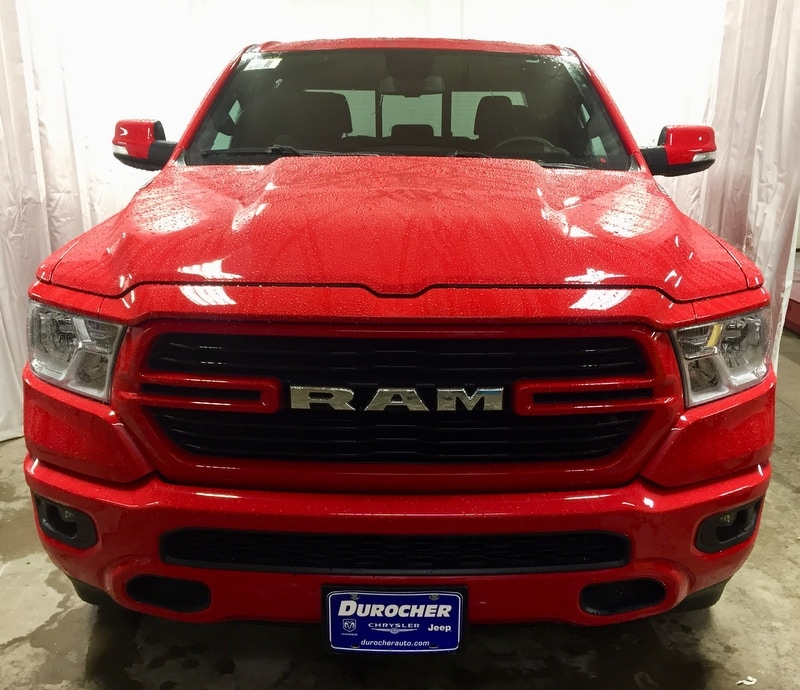 2019 Ram 1500 Quad Cab 4x4,  Pickup #T1909 - photo 5