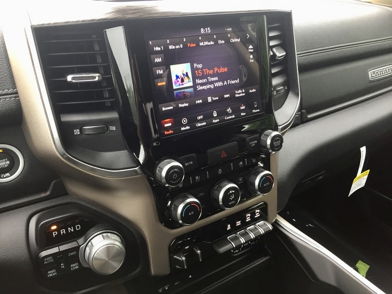 2019 Ram 1500 Crew Cab 4x4,  Pickup #T1912 - photo 11