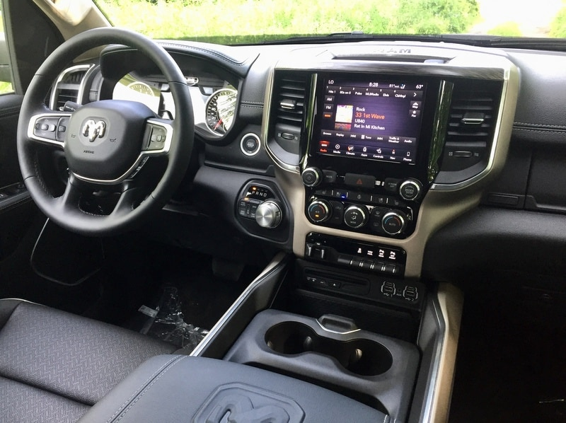 2019 Ram 1500 Crew Cab 4x4,  Pickup #T1914 - photo 15