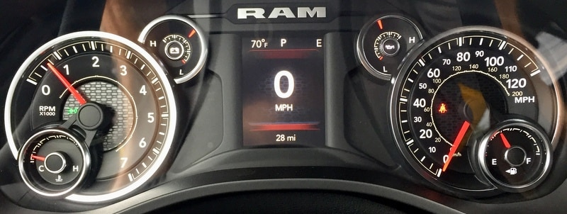 2019 Ram 1500 Crew Cab 4x4,  Pickup #T1921 - photo 11