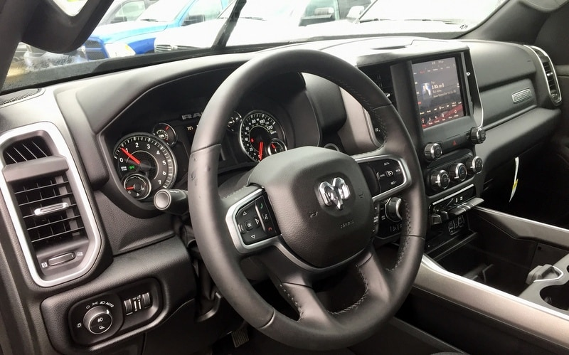 2019 Ram 1500 Crew Cab 4x4,  Pickup #T1921 - photo 9