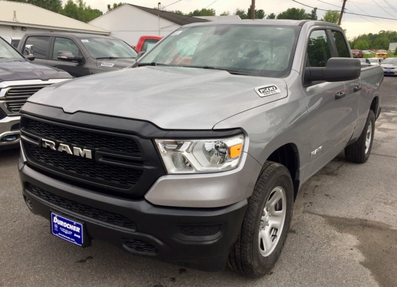 2019 Ram 1500 Quad Cab 4x4,  Pickup #T1923 - photo 1
