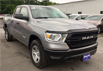 2019 Ram 1500 Quad Cab 4x4,  Pickup #T1923 - photo 4