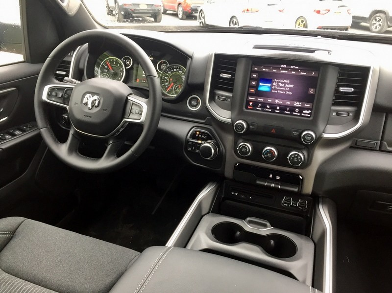 2019 Ram 1500 Quad Cab 4x4,  Pickup #T1934 - photo 15