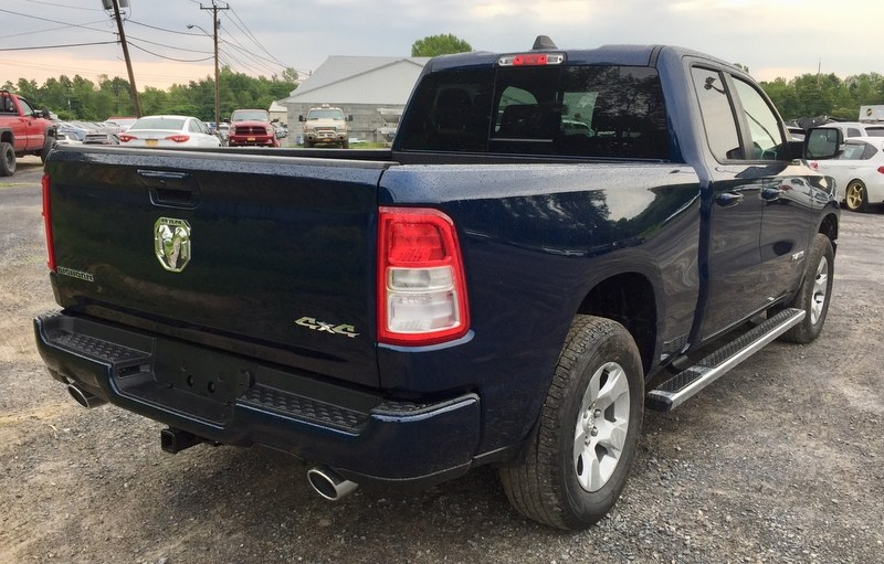2019 Ram 1500 Quad Cab 4x4,  Pickup #T1934 - photo 3