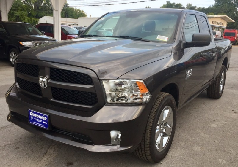 2019 Ram 1500 Quad Cab 4x4,  Pickup #T1940 - photo 1