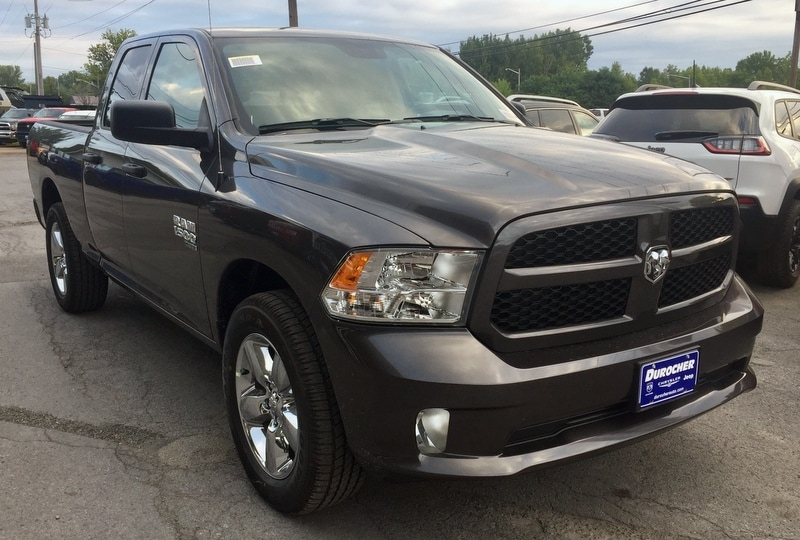 2019 Ram 1500 Quad Cab 4x4,  Pickup #T1940 - photo 4