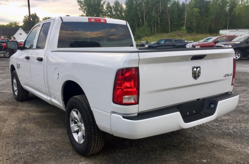 2019 Ram 1500 Quad Cab 4x4,  Pickup #T1941 - photo 2