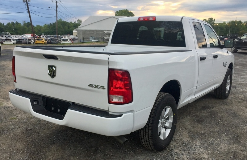 2019 Ram 1500 Quad Cab 4x4,  Pickup #T1941 - photo 3