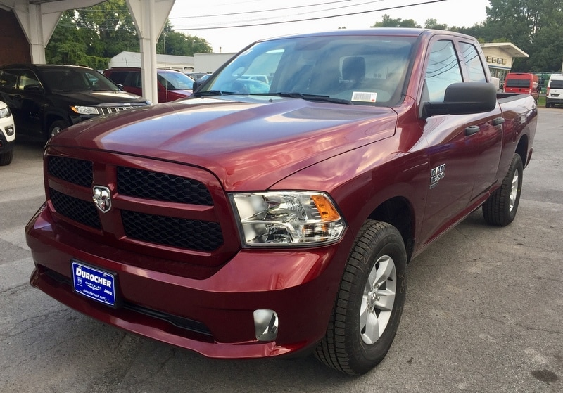 2019 Ram 1500 Quad Cab 4x4,  Pickup #T1942 - photo 1