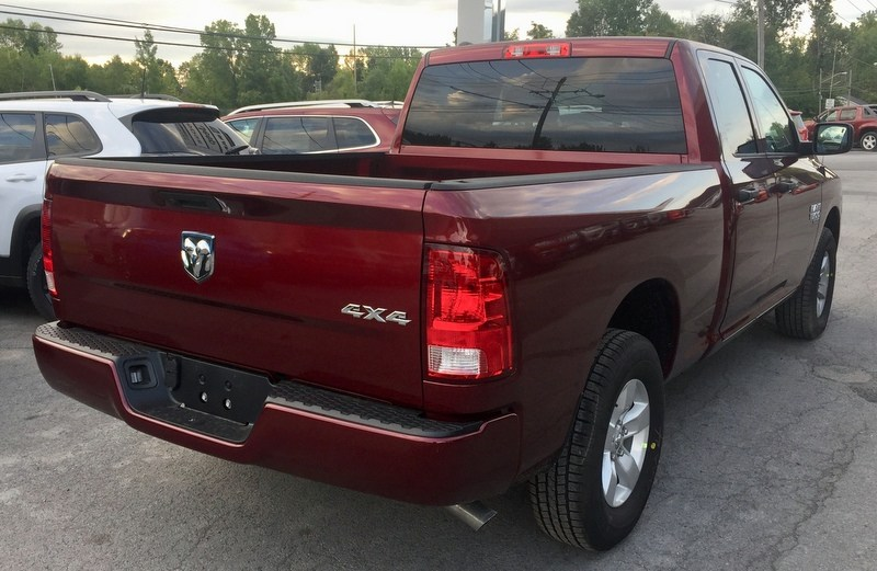 2019 Ram 1500 Quad Cab 4x4,  Pickup #T1942 - photo 3