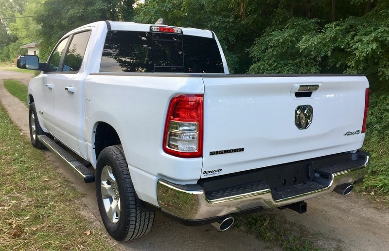 2019 Ram 1500 Crew Cab 4x4,  Pickup #T1943 - photo 2