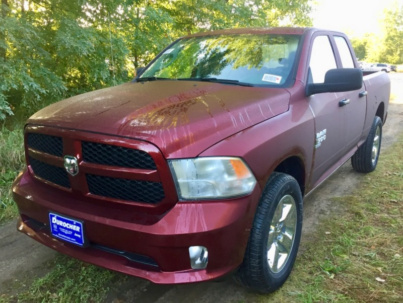 2019 Ram 1500 Quad Cab 4x4,  Pickup #T1945 - photo 1