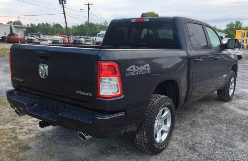 2019 Ram 1500 Crew Cab 4x4,  Pickup #T1947 - photo 3