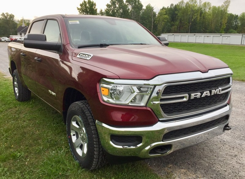 2019 Ram 1500 Crew Cab 4x4,  Pickup #T1950 - photo 4