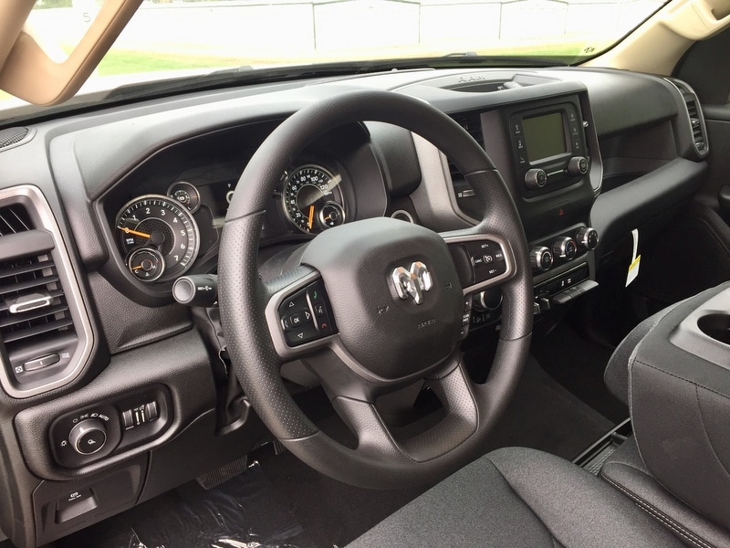 2019 Ram 1500 Crew Cab 4x4,  Pickup #T1950 - photo 9
