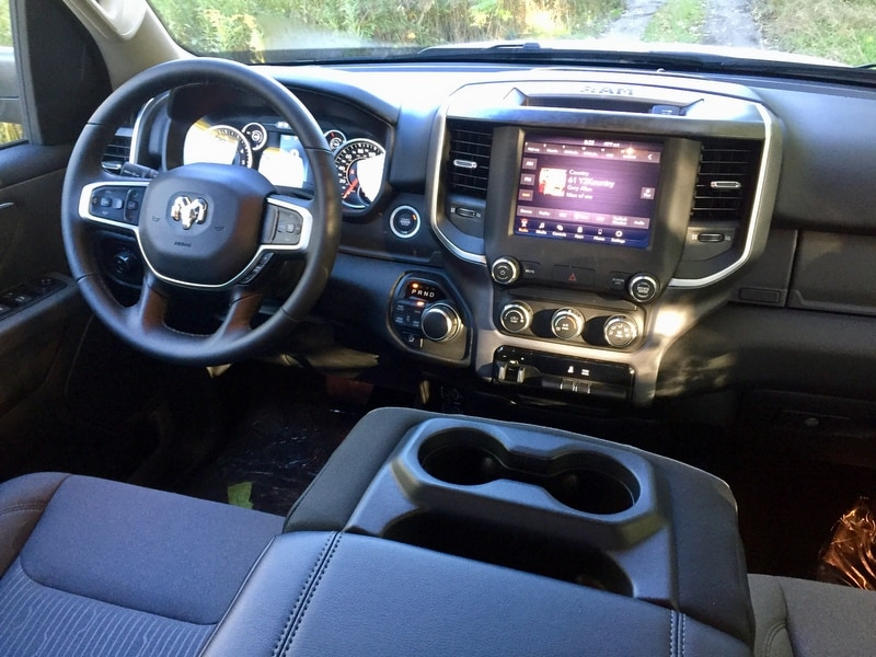2019 Ram 1500 Crew Cab 4x4,  Pickup #T1956 - photo 15