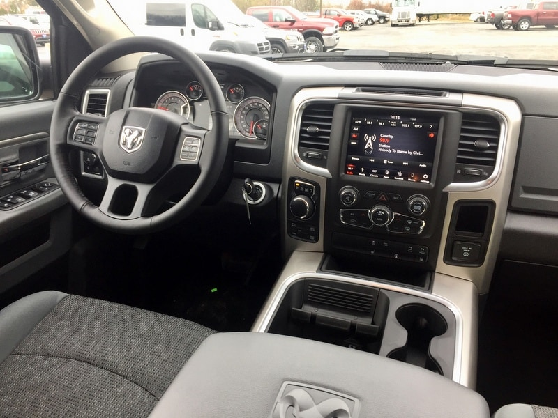 2019 Ram 1500 Crew Cab 4x4,  Pickup #T1964 - photo 15
