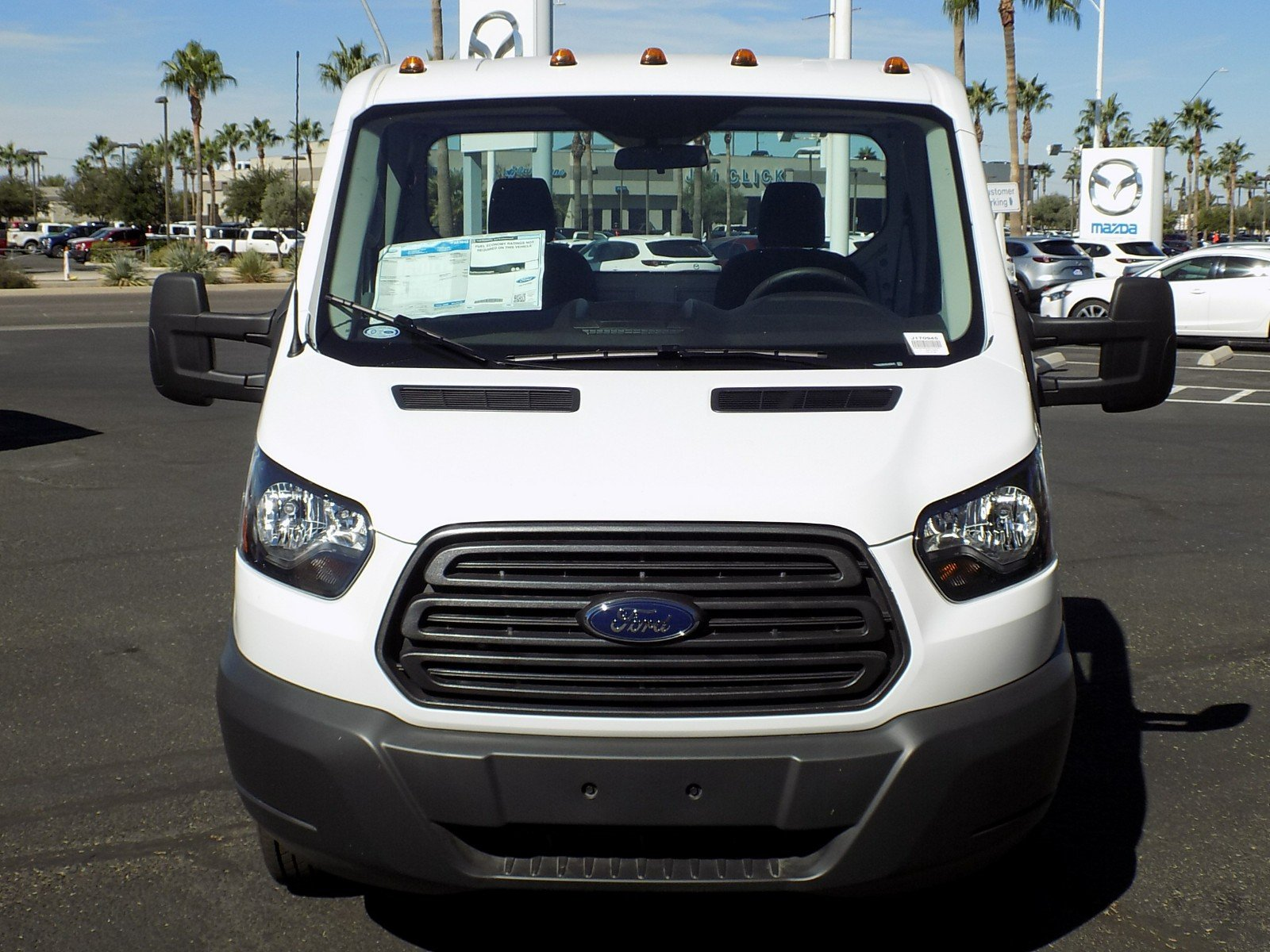 2017 Transit 350 HD DRW, Cab Chassis #J170945 - photo 3
