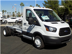 2017 Transit 350 HD DRW, Cab Chassis #J170945 - photo 1