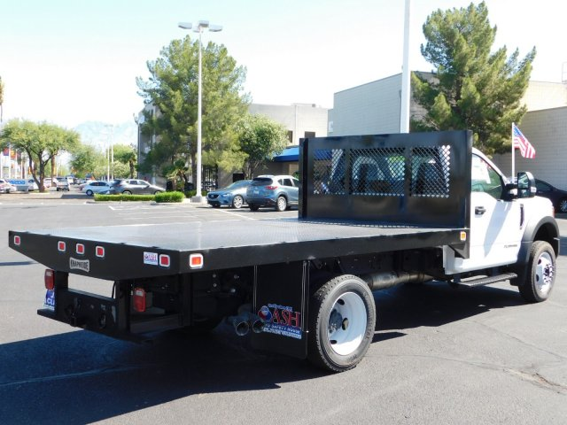 2017 F-550 Regular Cab DRW 4x2,  Knapheide Value-Master X Platform Body #J171399 - photo 4