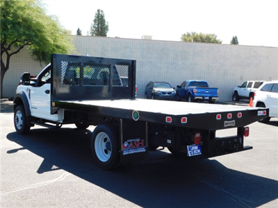 2017 F-550 Regular Cab DRW 4x2,  Knapheide Value-Master X Platform Body #J171399 - photo 2
