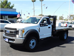 2017 F-550 Regular Cab DRW 4x2,  Knapheide Value-Master X Platform Body #J171399 - photo 1