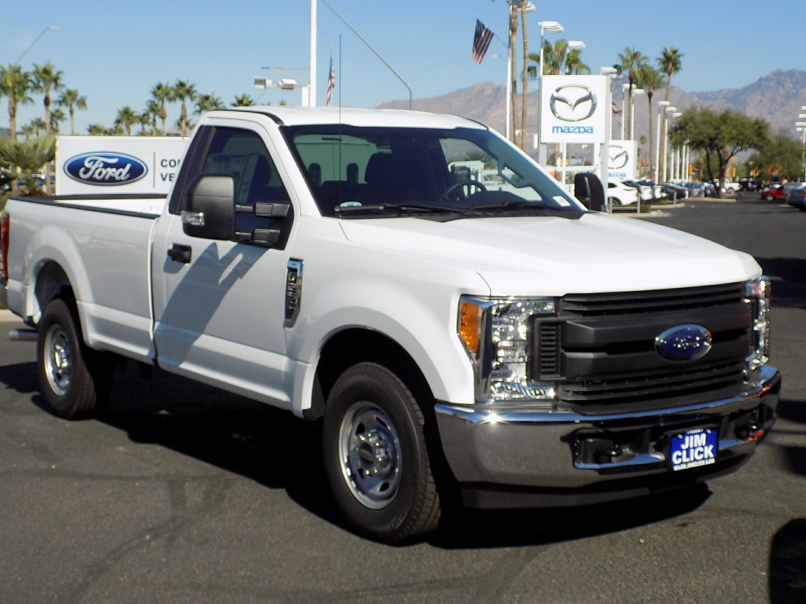2017 F-250 Regular Cab, Pickup #J171599 - photo 1