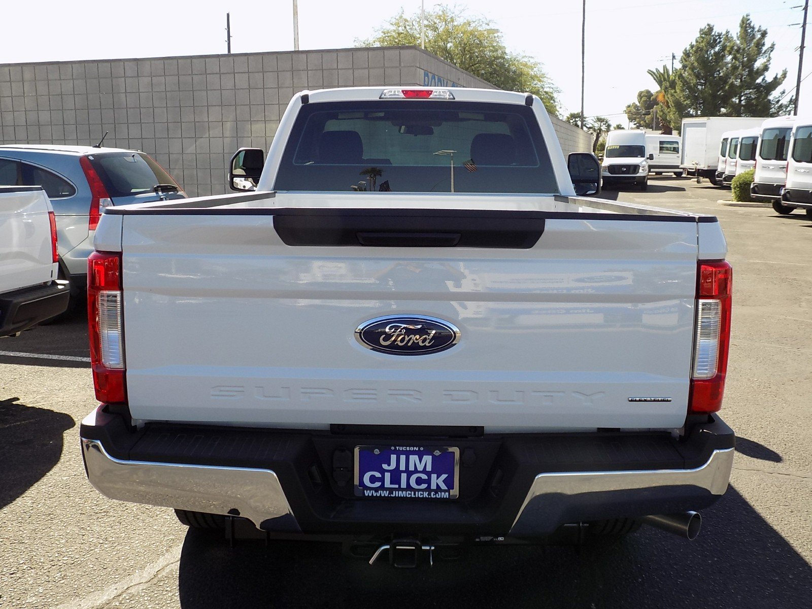 2017 F-250 Regular Cab Pickup #J171599 - photo 2