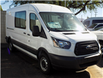 2017 Transit 150 Med Roof, Cargo Van #J171638 - photo 1