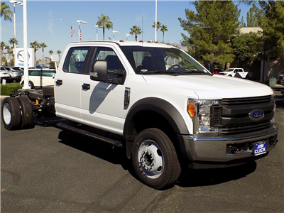 2017 F-450 Crew Cab DRW Cab Chassis #J171691 - photo 1