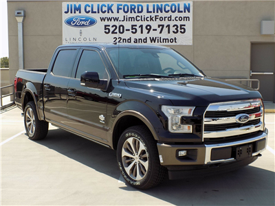 2017 F-150 Crew Cab 4x4 Pickup #J171838 - photo 1