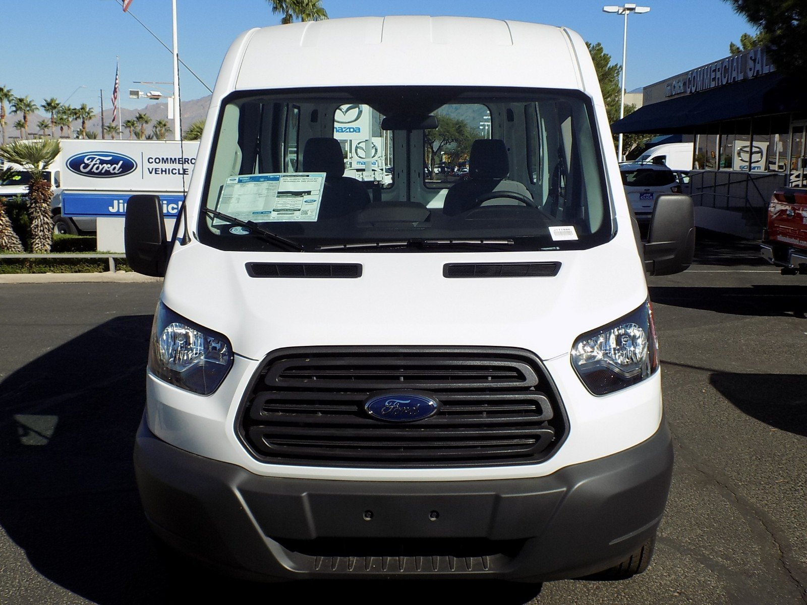 2017 Transit 250 Cargo Van #J171886 - photo 3
