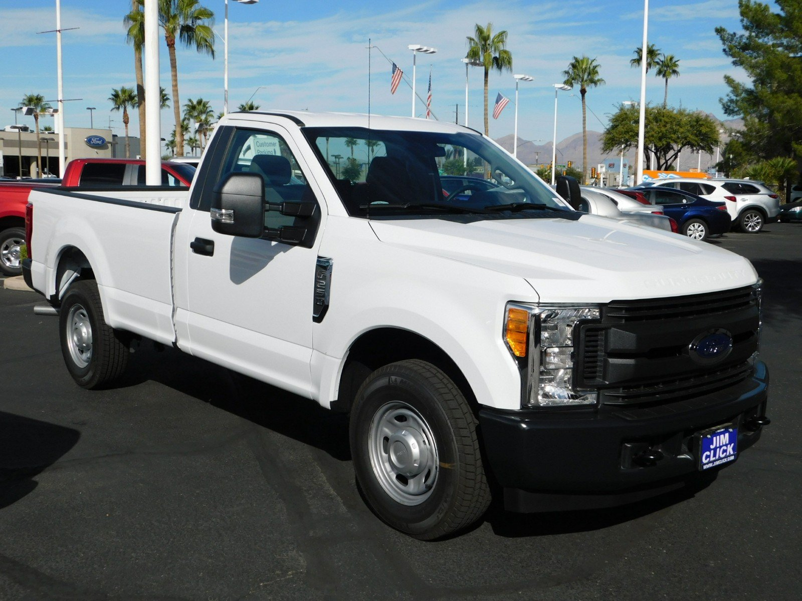 2017 F-250 Regular Cab Pickup #J172141 - photo 1