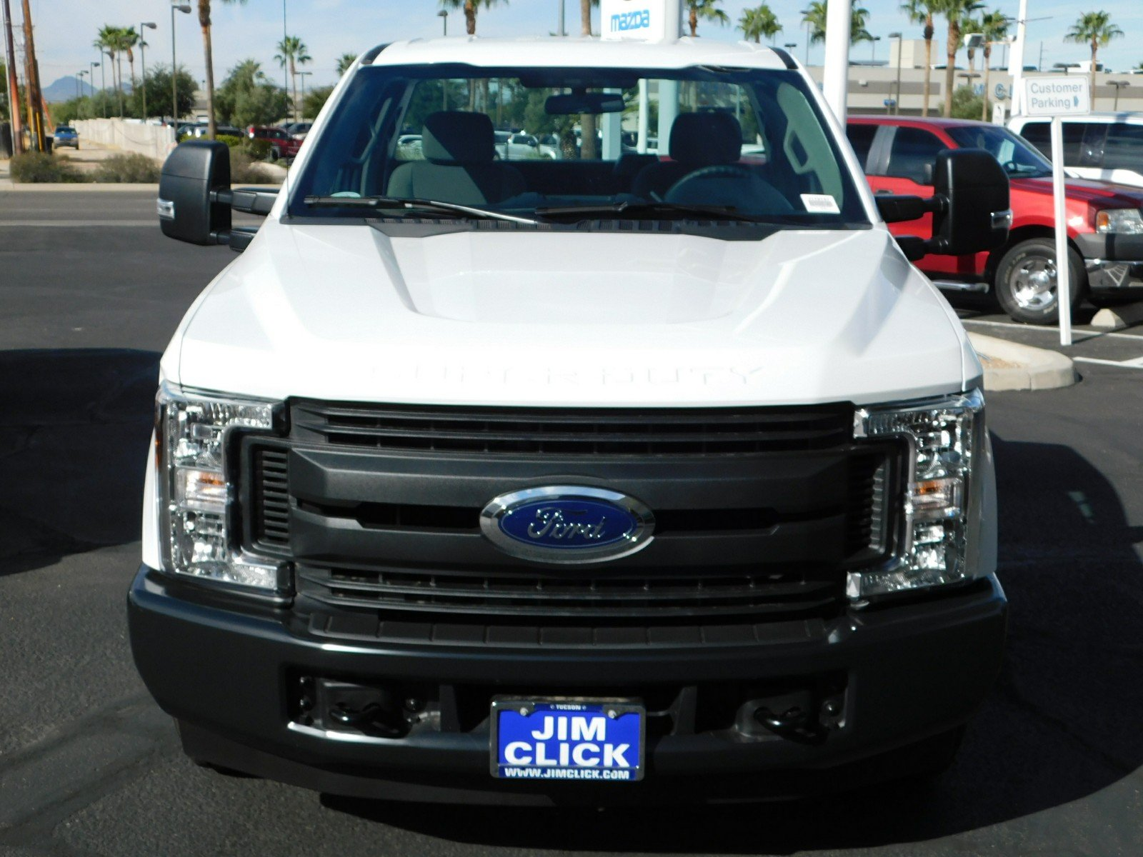 2017 F-250 Regular Cab Pickup #J172141 - photo 3
