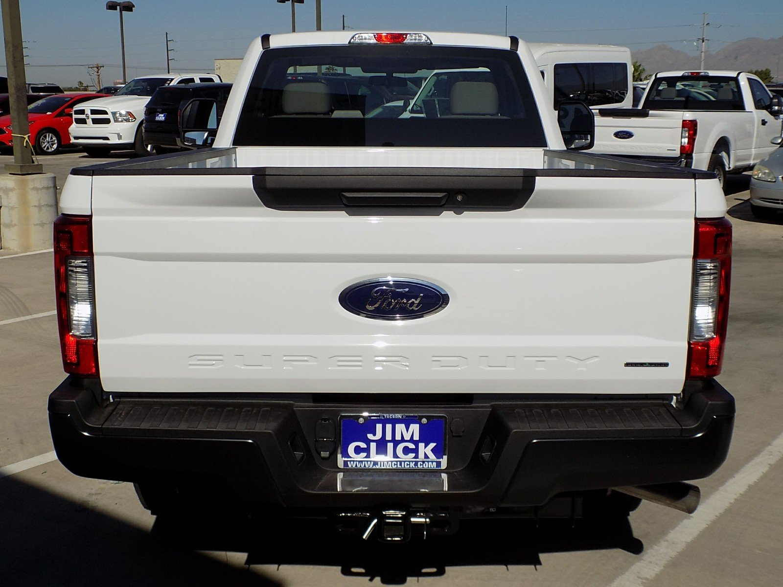 2017 F-250 Regular Cab Pickup #J172156 - photo 2