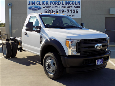 2017 F-450 Regular Cab DRW 4x4 Cab Chassis #J172224 - photo 1