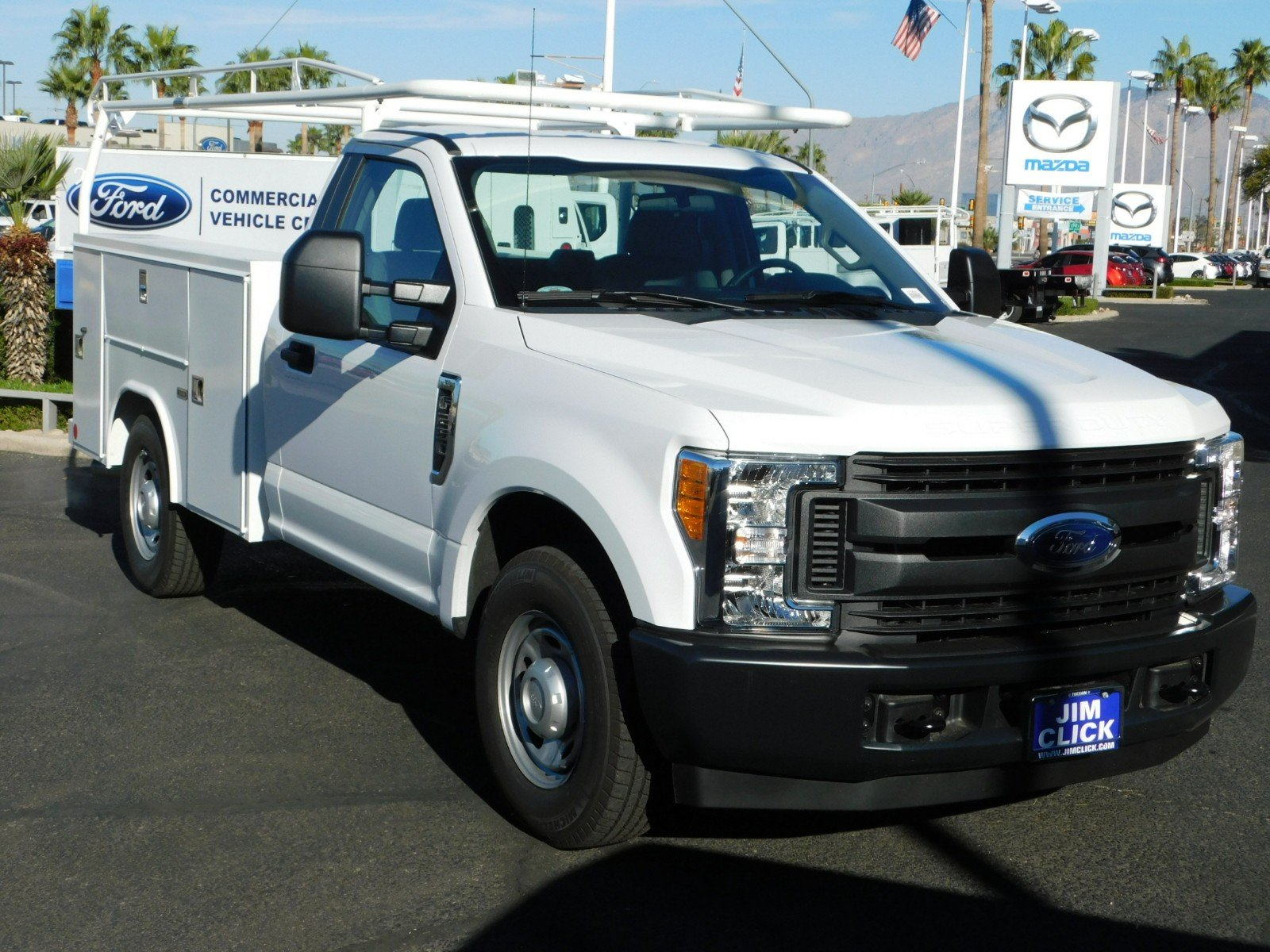 2017 F-250 Regular Cab Service Body #J172237 - photo 3