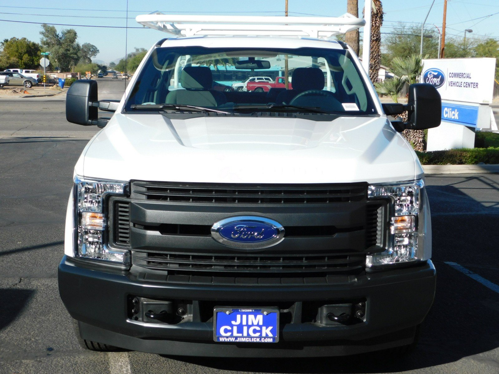 2017 F-250 Regular Cab Service Body #J172237 - photo 4